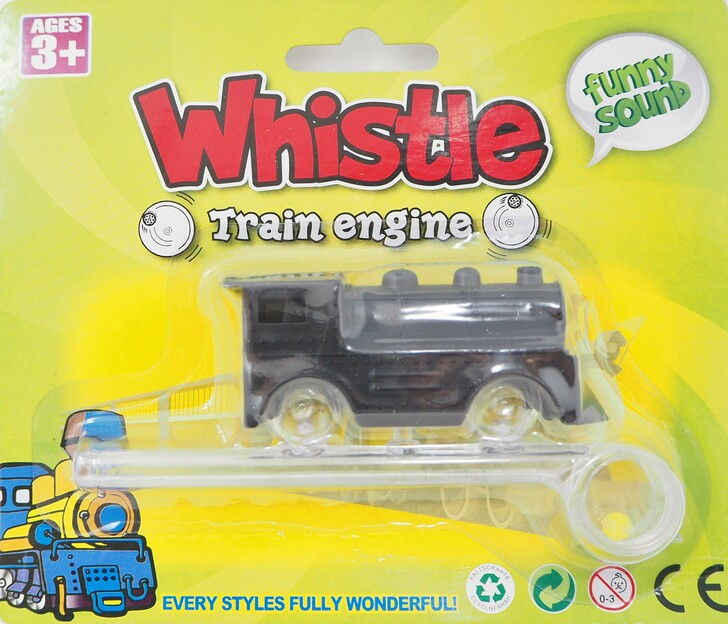 Whirling Wheel Train Whistle