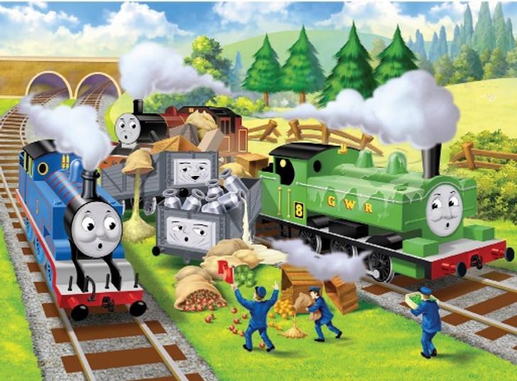 Track Trouble Thomas & Friends Puzzle