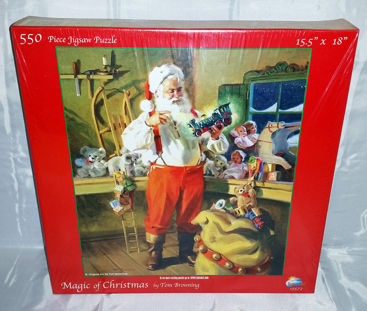Magic Of Christmas Puzzle