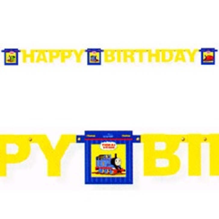 Thomas The Tank Engine Old Pattern Jointed Banner