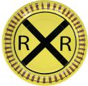Railroad Crossing Train Party