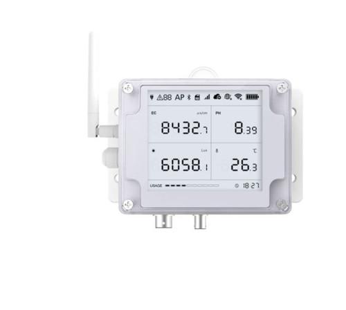 UBIBOT Industrial Grade GS2 EC PH MONITOR--2.4GHZ WIFI