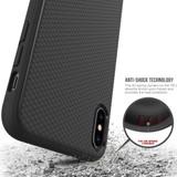 Black Armor iPhone XS MAX Case | Armor iPhone XS MAX Cases | Armor iPhone XS MAX Covers | iCoverLover