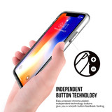 iPhone XR Case, iCoverLover Shockproof Clear Cover Transparent | Protective Apple iPhone XR Cases | Protective Apple iPhone XR Covers | iCoverLover