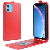 iPhone 11 Case, Vertical Flip, PU Leather Cover | iCoverLover | Australia