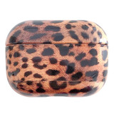For AirPods Pro BW03 Water Stick Style Leopard Texture Earphone Protective Case | iCoverLover Australia