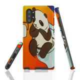 Samsung Galaxy Note 10+ Plus Note 10 Note 9 Note 8 & Note 5 Case Protective Tough Cover, Panda's Toilet | iCoverLover Australia
