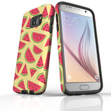 For Samsung Galaxy S7 Protective Case, Watermelon Pattern   iCoverLover Australia