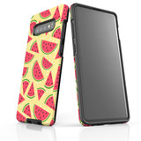 For Samsung Galaxy S10 Plus Protective Case, Watermelon Pattern   iCoverLover Australia