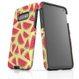 For Samsung Galaxy S10e Protective Case, Watermelon Pattern   iCoverLover Australia