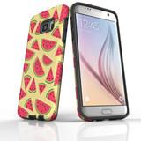 For Samsung Galaxy S7 Edge Protective Case, Watermelon Pattern   iCoverLover Australia