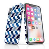 For iPhone 6S/6 Protective Case, Zigzag Chevron Pattern   iCoverLover Australia