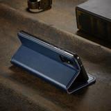 Samsung Galaxy S20/20+ Plus/20 Ultra Case Leather Flip Wallet Folio Cover Blue | iCoverLover Australia