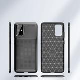 Samsung Galaxy Note 20 Ultra Case, Carbon Fibre Texture Protective Slim Back Cover | iCoverLover Australia