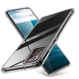 Samsung Galaxy Note 20, 20 Ultra Case Clear TPU Light Protective Cover