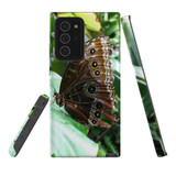 For Samsung Galaxy Note 20 Ultra Case, Tough Protective Back Cover, Butterfly Leaf | iCoverLover Australia