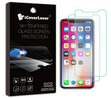 iCoverLover [2-Pack] iPhone Tempered Glass Screen Protector | iCoverLover Australia