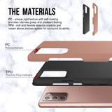 Samsung Galaxy Note 20 Ultra/Note 20 Case, Shockproof Protective Cover, Camel   iCoverLover Australia