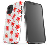 For Apple iPhone 12 Pro Max/12 Pro/12 mini Case, Tough Protective Back Cover, resun pattern | iCoverLover Australia
