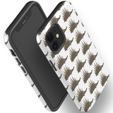 For Apple iPhone 12 Pro Max/12 Pro/12 mini Case, Tough Protective Back Cover, hedgehog pattern | iCoverLover Australia
