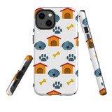 For Apple iPhone 13 Case, Protective Back Cover, Dog Houses   Shielding Cases   iCoverLover.com.au