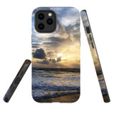 For Apple iPhone 12 Pro Max Case, Tough Protective Back Cover, sunset thailan1   iCoverLover Australia