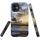 For Apple iPhone 12 mini Case, Tough Protective Back Cover, sunset thailan1   iCoverLover Australia