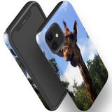 For Apple iPhone 12 Pro Max/12 Pro/12 mini Case, Tough Protective Back Cover, giraffe | iCoverLover Australia