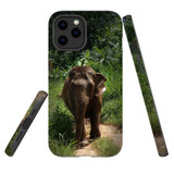 For Apple iPhone 12 Pro Max Case, Tough Protective Back Cover, thai elephant 1   iCoverLover Australia