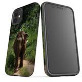 For Apple iPhone 12 Pro Max/12 Pro/12 mini Case, Tough Protective Back Cover, thai elephant 1   iCoverLover Australia