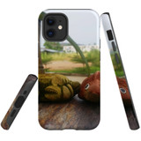 For Apple iPhone 12 mini Case, Tough Protective Back Cover, frog ancrab | iCoverLover Australia