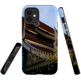 For Apple iPhone 12 Pro Max/12 Pro/12 mini Case, Tough Protective Back Cover, thai temple | iCoverLover Australia