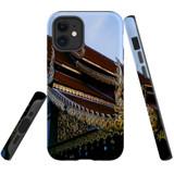 For Apple iPhone 12 mini Case, Tough Protective Back Cover, thai temple | iCoverLover Australia
