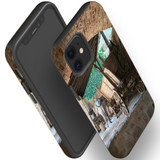 For Apple iPhone 12 Pro Max/12 Pro/12 mini Case, Tough Protective Back Cover, the donkey carriage | iCoverLover Australia