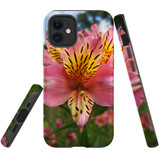For Apple iPhone 12 mini Case, Tough Protective Back Cover, Flowering | iCoverLover Australia