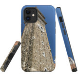 For Apple iPhone 12 mini Case, Tough Protective Back Cover, watchtower of Split | iCoverLover Australia