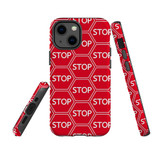 For Apple iPhone 13 mini Case, Protective Back Cover, Stop Signs   Shielding Cases   iCoverLover.com.au