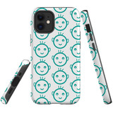 For Apple iPhone 12 mini Case, Tough Protective Back Cover, baby heapattern | iCoverLover Australia