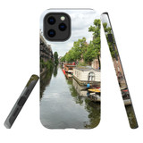 For Apple iPhone 12 Pro Max Case, Tough Protective Back Cover, the dutch canal | iCoverLover Australia