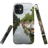 For Apple iPhone 12 Pro Max Case, Tough Protective Back Cover, the dutch canal   iCoverLover Australia