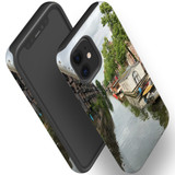 For Apple iPhone 12 Pro Max/12 Pro/12 mini Case, Tough Protective Back Cover, the dutch canal   iCoverLover Australia
