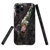 For Apple iPhone 12 Pro Max Case, Tough Protective Back Cover, Creepy head   iCoverLover Australia