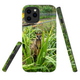 For Apple iPhone 12 Pro Max Case, Tough Protective Back Cover, wallaby | iCoverLover Australia