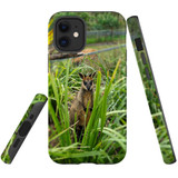 For Apple iPhone 12 mini Case, Tough Protective Back Cover, wallaby | iCoverLover Australia