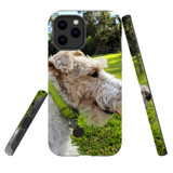 For Apple iPhone 12 Pro Max Case, Tough Protective Back Cover, whft 1   iCoverLover Australia