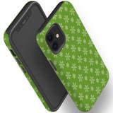 For Apple iPhone 12 Pro Max/12 Pro/12 mini Case, Tough Protective Back Cover, snowflake pattern | iCoverLover Australia