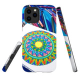 For Apple iPhone 12 mini (5.4in) Case, Tough Protective Back Cover, Pencil Coloring | iCoverLover Australia
