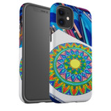 For Apple iPhone 12 Pro Max/12 Pro/12 mini Case, Tough Protective Back Cover, Pencil Coloring | iCoverLover Australia