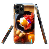 For Apple iPhone 12 Pro Max Case, Tough Protective Back Cover, delicious breakfast | iCoverLover Australia