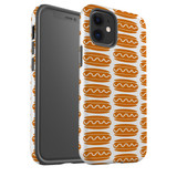 For Apple iPhone 13 Pro Max/13 Pro/13 mini,12 Pro Max/12 Pro/12 mini Case, Tough Protective Back Cover, hot dog pattern | iCoverLover Australia